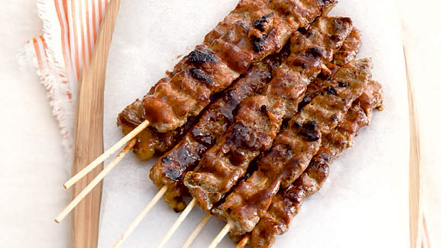 Thumbs Up to Big Stuff Barbeque for Satisfying Barbeque Cravings!